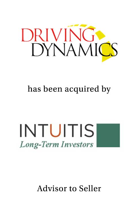 Driving Dynamics, Inc.
