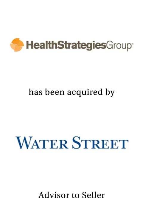 Health Strategies Group, Inc.
